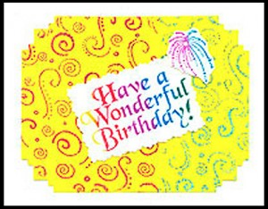 The Swirl & Dot Background stamp is used in this card.